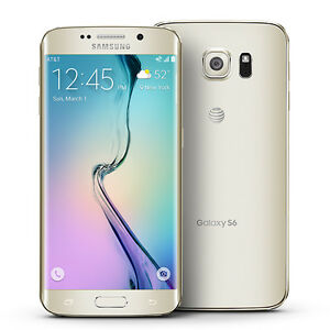Samsung Galaxy S6, Gold Platinum