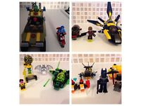 4 complete sets of Lego for sale
