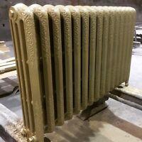 Achat et vente calorifère radiateur à eau en fonte antique