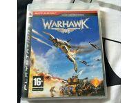 Warhawk for PlayStation 3.
