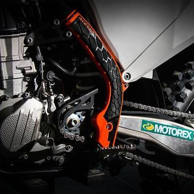 Acerbis X Grip Frame Guards KTM EXC EXCF 250 350 450 500 2017 2018 2019