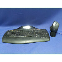 Logitech Bluetooth MX5500 Keyboard and Mouse Combo