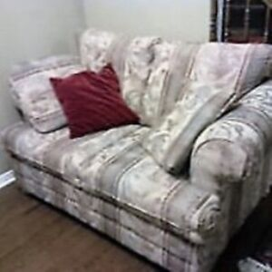 Loveseat in almost new condition
