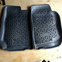 Jeep Rugged Ridge All Terrain Floor Mats