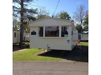 3 Bed Caravan for holiday let Haggerston Castle, Berwick Upon Tweed, TD152PA