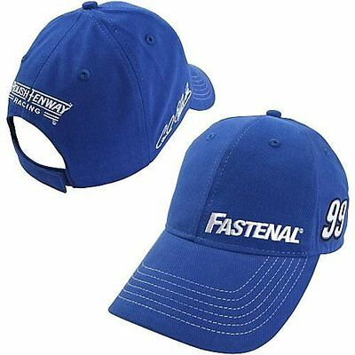 Carl Edwards Chase Authentics  99 Fastenal Pit Hat Free Ship