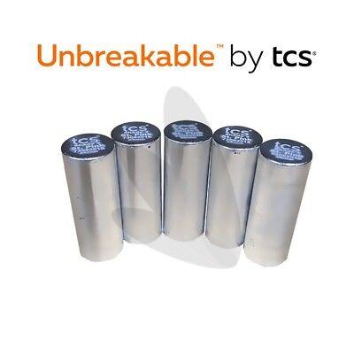 Tcs Dental Thermoplastic Nylon Flexible Material- Medium - Standard Pink 25 Mm