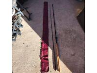 Drennan red range carp waggled rod 11ft