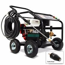 Black Eagle Electric Start 4350PSI High Pressure Washer Cleaner Fairfield East Fairfield Area Preview
