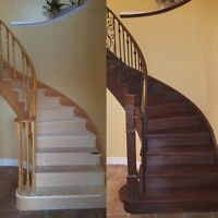 The Stair capping Specialists !