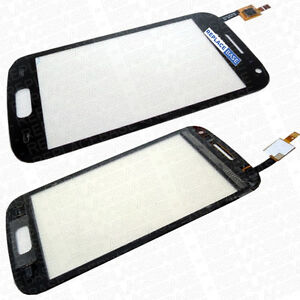 For Galaxy Ace 2 i8160 Replacement Touch Screen Digitizer Glass Black OEM