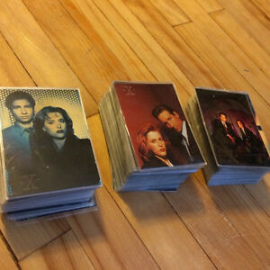 X-Files trading cards Seasons 1-3 by Topps Edmonton Edmonton Area image 1