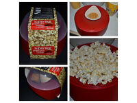 Microwavable Superstar Popcorn Maker