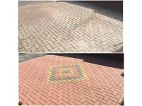NFS CLEANING SERVICES - DRIVEWAY & PATIO WASHING