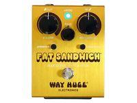 Way huge Fat Sandwich distortion - guitar effects pedal