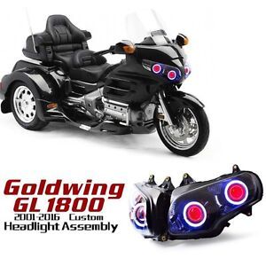 Honda Goldwing LED HEAD LIGHTS