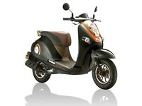 Special Offer WK Mii 50cc Scooter - Was £899 NOW £799!! 1 Yr Parts & Labour Warranty
