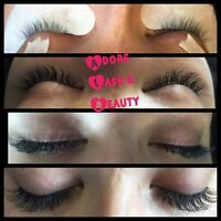 ADORE LASH & BEAUTY 20% off this month on lashes!!