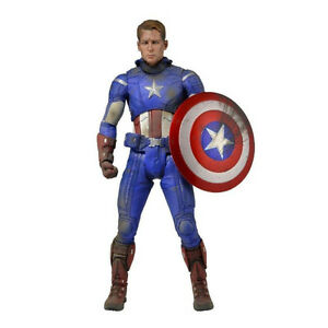 Brand New 1/4 Scale Neca Captain America
