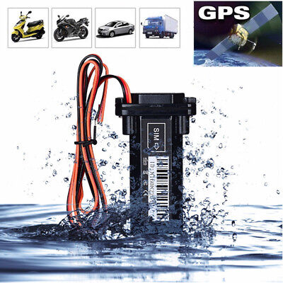A11 Gsm Gps Tracking Sms Real Time Car Vehicle Motorcycle Monitor Tracker Superb