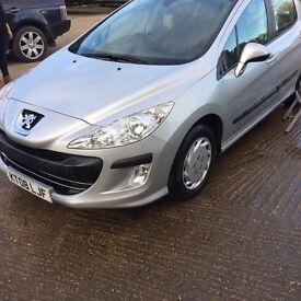 Peugeot 308s 120 petrol