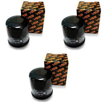 Volar Oil Filter - (3 pieces) for 2012-2017 Victory Cross Country Tour