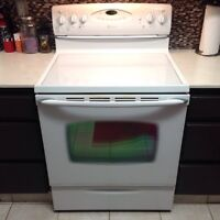 GREAT VALUE! Maytag Ceramic too Stove FOR SALE