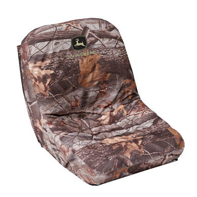 John Deere Gator and Riding Mower Seat Cover (Large) - Camo