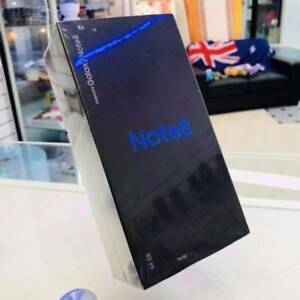 Brand new sealed Galaxy Note 8 64GB Maple Gold 2 years warranty Surfers Paradise Gold Coast City Preview