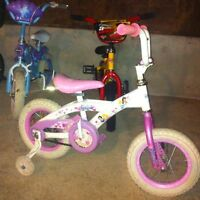 "12 1/2"" Disney Princess bike"