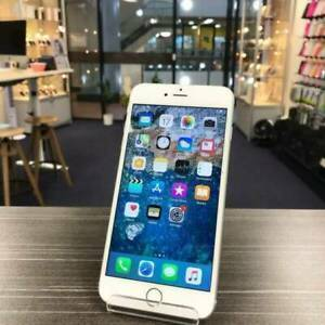 IPHONE 6 PLUS 64GB SILVER MINT CONDITION UNLOCKED WARRANTY