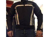 Motorcycle jacket , size M