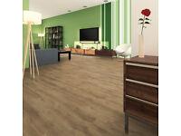 Beaumont Oak Natural 8mm Laminate Flooring
