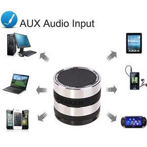 New Super Bass Portable Bluetooth Handsfree Wireless Speaker