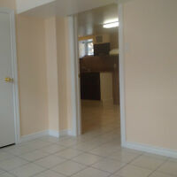 RENOVATED  Basement Apartment for Rent at Bellamy and Lawrence