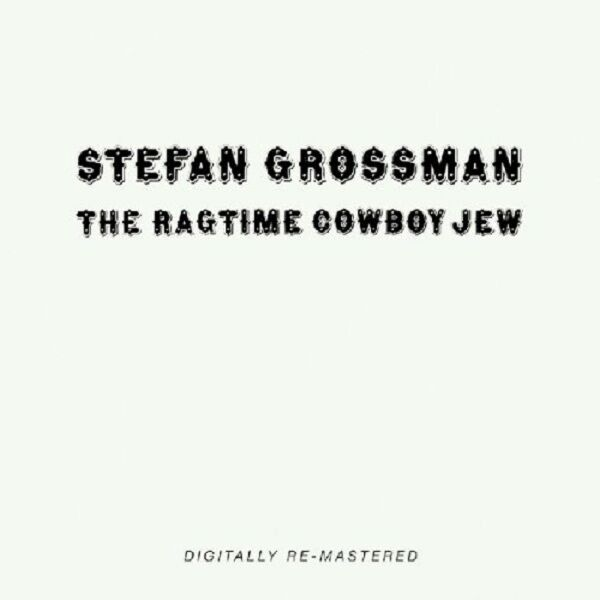 Stefan Grossman The Ragtime Cowboy Jew 2-CD NEW SEALED Digitally Remastered