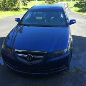 2008 Acura TL Type S (low kms)