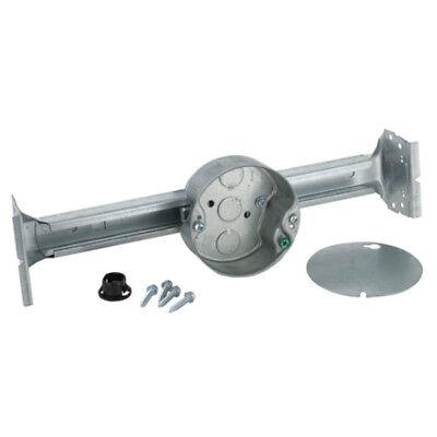 RACO 926 New Work Ceiling Fan & Fixture Brace Support & Box Kit Fixture Support Brace