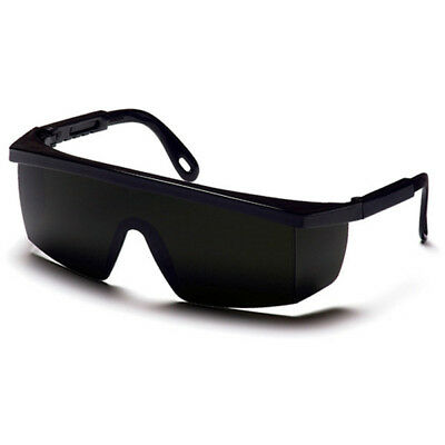 Pyramex Integra Safety Glass 5.0 Welding Lens Black Frame