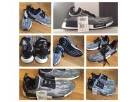 NMD Glitch Camo Adidas PK Edition Unisex Trainers Sneakers Shoes Footwear Size 5