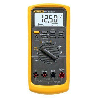 Fluke Electronics - Deluxe Automotive Digital Multimeter Acdc Voltage Acdc