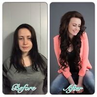 HAIR EXTENSION CERTIFICATE TRAINING $350