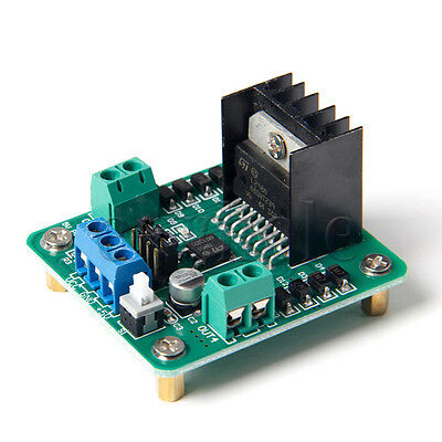 Dual H Bridge Dc Stepper Motor Controller Board Shield L298n For Arduino A863 Tw