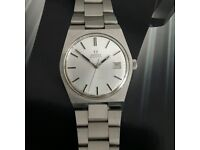 Omega men's watch ( vintage automatic )
