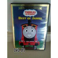 Best of James dvd