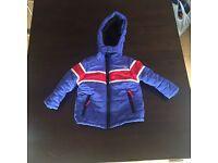 18 months boys' coat