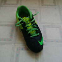 Found soccer cleat