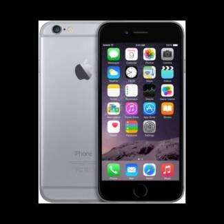 Unlocked iPhone 6 Space Grey 16GB SEALED FULL BOX Strathfield Strathfield Area Preview