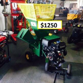 13 hp Chipper / Shredder MULCHER NEW tow behind atv