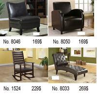 Des chaises en solde!